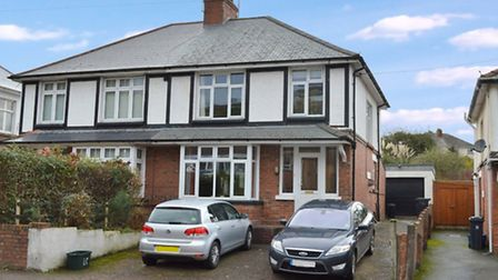 For sale by Bradleys: Call 01395 222300.