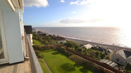 For sale in Budleigh; call Bradleys on 01395 442201.
