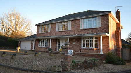 For sale in Lympstone by Bradleys: call 01395 222300