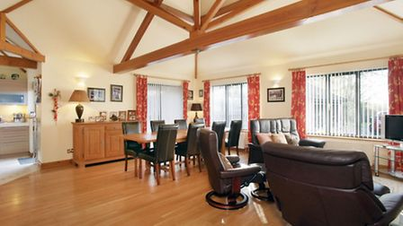 For sale by Bradleys; call 01395 222300.