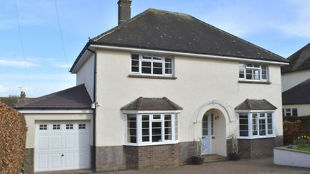 For sale in Budleigh by Bradley's: call 01395 442201.