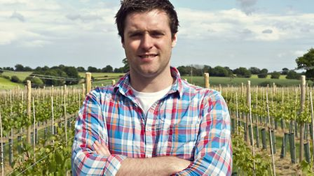 Eamon Fitzgerald, chief operating officer of Naked Wines.