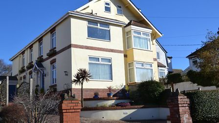 For sale by Bradleys: call 01395 442201.