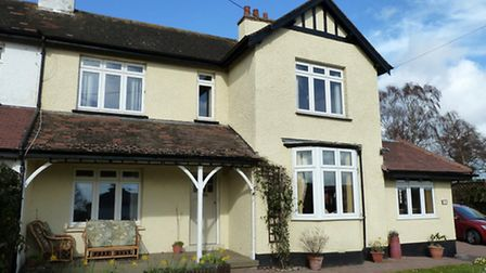 For sale in Budleigh by Bradleys: call 01395 442201.
