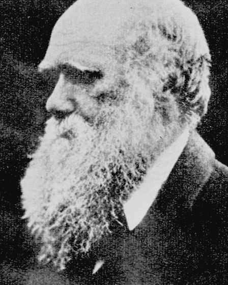 Scientist Charles Darwin. Picture: PA