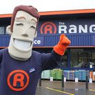 The Range is now open at Exmouth's Liverton Park much to Captain Range's delight. Ref exe 25-16SH 97