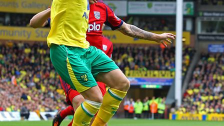 Norwich City midfielder Anthony Pilkington faces a potential clash between the Republic of Ireland's