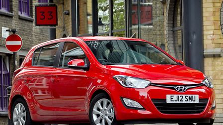 Hyundai i20 supermini is easy to drive, easy to live with and easy to like.