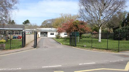Withycombe primary school. Ref exe 16-16TI 9412. Picture: Terry Ife