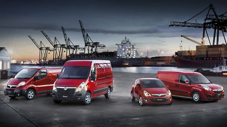 Vauxhall is offering great deals on its Big Van Event which runs from Friday, May 17 to Monday, May