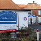 Sidmouth Victoria Hospital Ref shs 3264-50-14AW. Picture: Alex Walton.