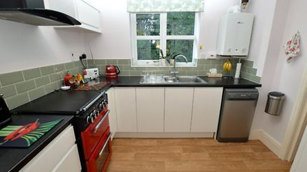 For sale by Bradleys call 01395 222300.