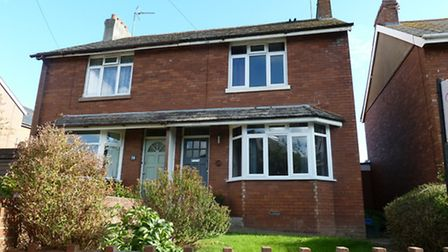 For sale by GL Westcountry Properties call 01395 270618