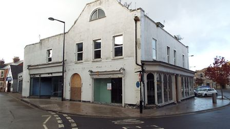 The former Thomas Tucker building in Exmouth. Picture: Paul Strange.
