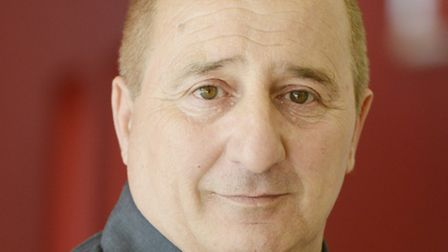 Thetford West UKIP county councillor Peter Georgiou. Picture: Matthew Usher.