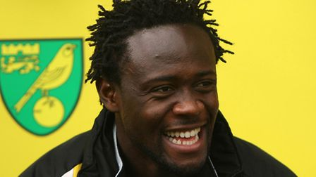 Kei Kamara is a popular figure on both sides of the Atlantic. Picture: Paul Chesterton/Focus Images