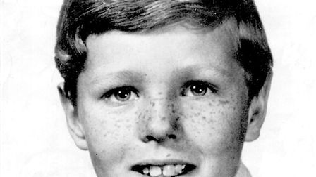 Steven Newing who has been missing for 44 years