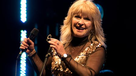 Toyah Willcox at the Exmouth Festival 2017. Picture: Jason Sedgemore.