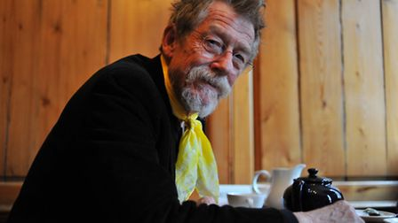 John Hurt is one of the names in the frame to be the next Dr Who.