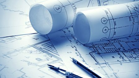 Plans for new homes have been submitted to the council.