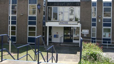 Exmouth Police Station