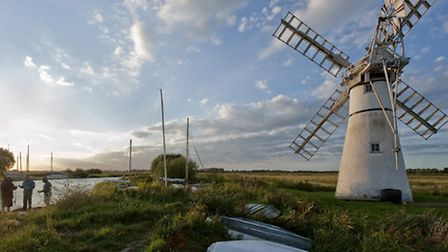 Thurne MouthPhoto: Bill SmithAugust 2011Broads Authority © 2011