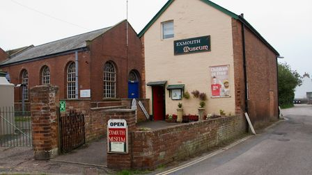 Exmouth Museum. Ref exe 39 17TI 1498. Picture: Terry Ife
