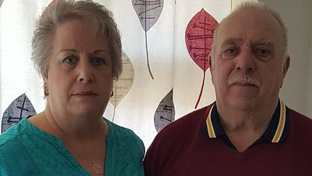 Barbara and Chris Spiller say the government should spend more on East Devon's NHS and emergency ser