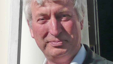 Tim Dumper, a Liberal Democrat candidate for Exmouth Town ward