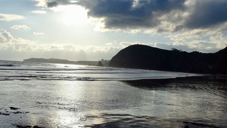 Sidmouth beach. Picture: Steven Small