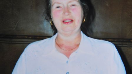 Joyce Taylor from Thorpe End died on September 25 2012. Photo: Submitted