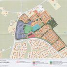 An outline planning application to build 350 homes on edge of Exmouth has been recommended for appro