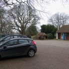 Phear Park car park. Ref exe 15 18TI 1221. Picture: Terry Ife