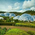 Eden Project in Cornwall. Picture: Contributed