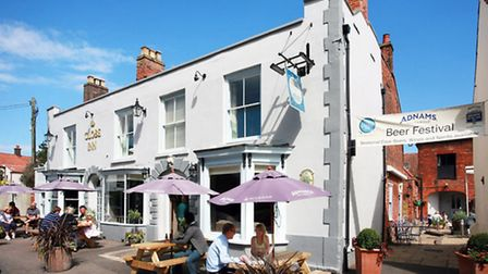 The Globe Inn at Wells-next-the-Sea which has been acquired by Stephen and Antonia Bournes, formerly