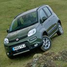 Fiat's petite Panda 4x4 is quite at home taking the rough with the smooth.