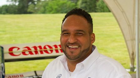 Michael Caines. Picture: Terry Ife