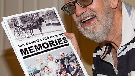 Ian Dowell has written another book detailing the history of Exmouth. Picture: Ian Dowell
