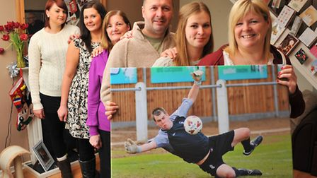 Family and friends of Liam Still have raised £6,500 since the 21-year-old goalkeeper's death in a ca