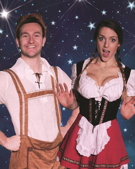 The adult pantomime. Picture: The Market Theatre Company