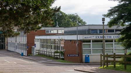 Exmouth community college. Ref exe 27-17TI 6550. Picture: Terry Ife