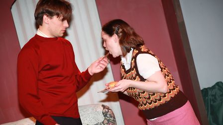 Vicar of Dibley production at the Blackmore Theatre. Picture: Emma Crane of Exmouth Photo Services