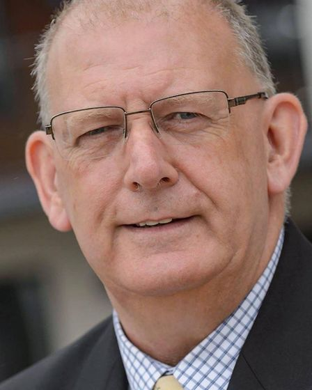Fred Caygill, Conservatives candidate for Exmouth Brixington. Picture: Fred Caygill