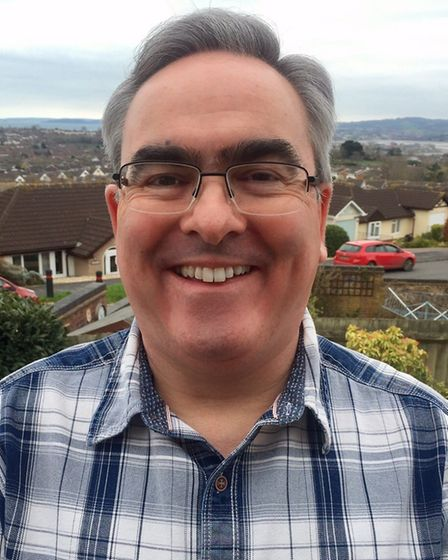 Ian Kirvan, Conservative Party candidate for Exmouth Brixington. Picture: East Devon Conservatives