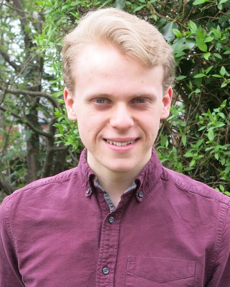 Eden Smith, Conservative candidate for Exmouth Halsdon ward. Picture: East Devon Conservatives