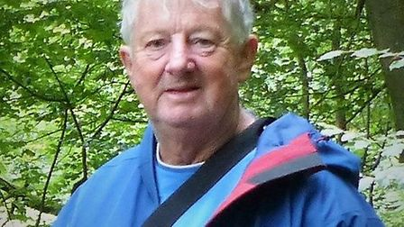 Michael Rosser, Green Party candidate for Exmouth Littleham. Picture: East Devon Green Party