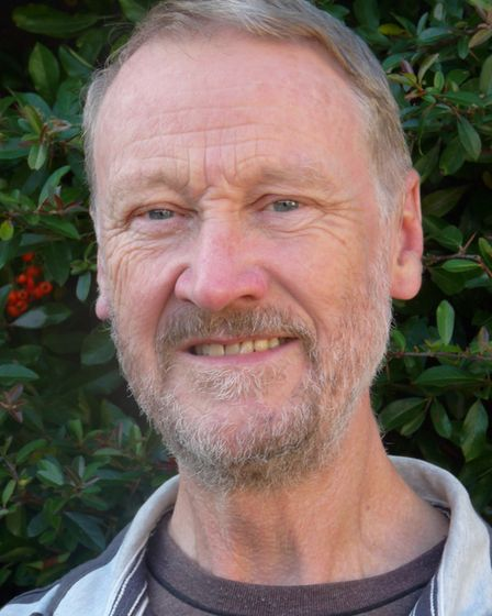 Olly Davey, Green Party candidate for Exmouth Town ward. Picture: Olly Davey