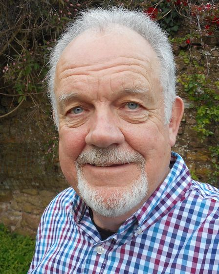 David Walsh, Conservatives candidate for Exmouth Town. Picture: David Walsh