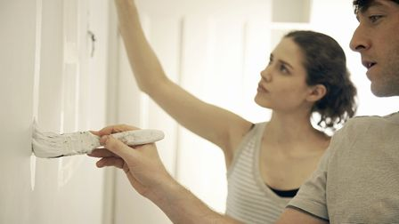 Making home improvements adds value. Picture: Getty Images