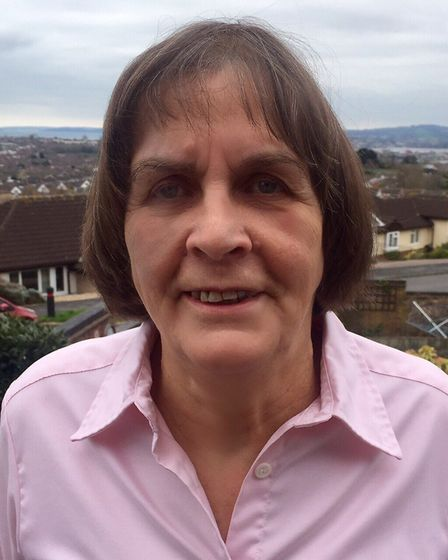 Cherry Nicholas, Conservatives candidate for Exmouth Brixington. Picture: East Devon Conservatives